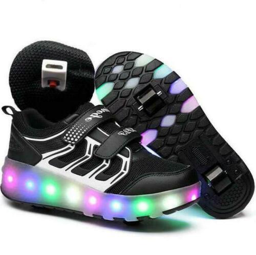 adult kids teens roller skate shoes wheel