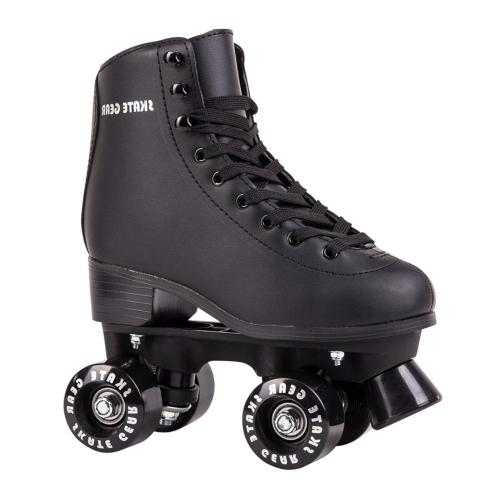 Cal 7 Indoor Outdoor Speedy Skate for Youth Black,