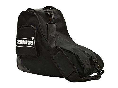 Epic Skates Premium Skate Bag, Black