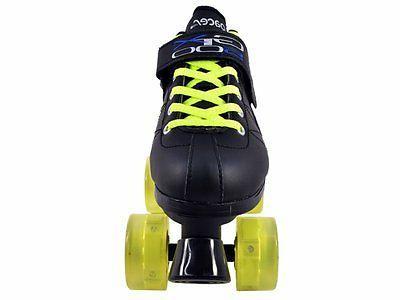 GTX-500 Quad Speed Skates with Up Wheels
