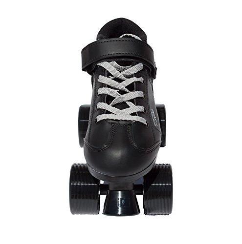 Black Pacer Quad Roller