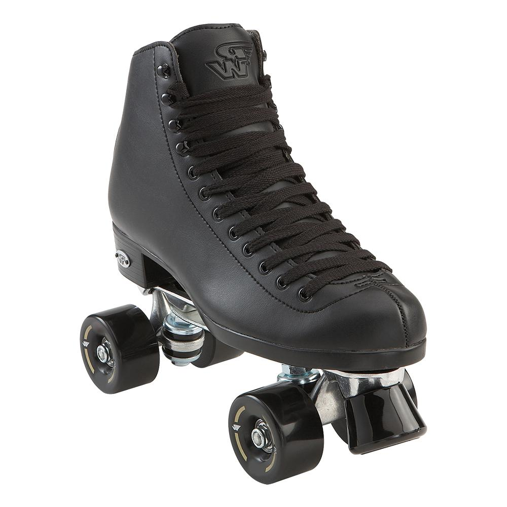 black rw classic high top wave quad