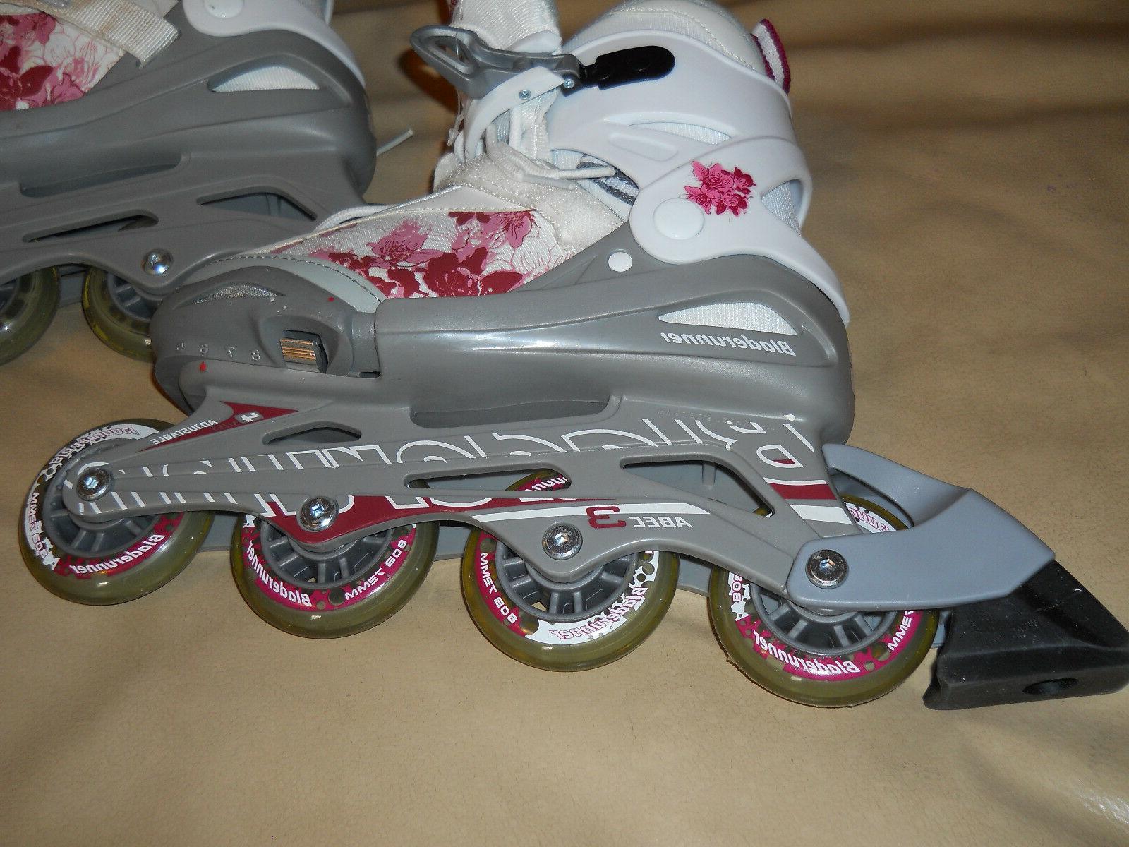 Bladerunner Rollerblade Girls Fitness Inline Skate,