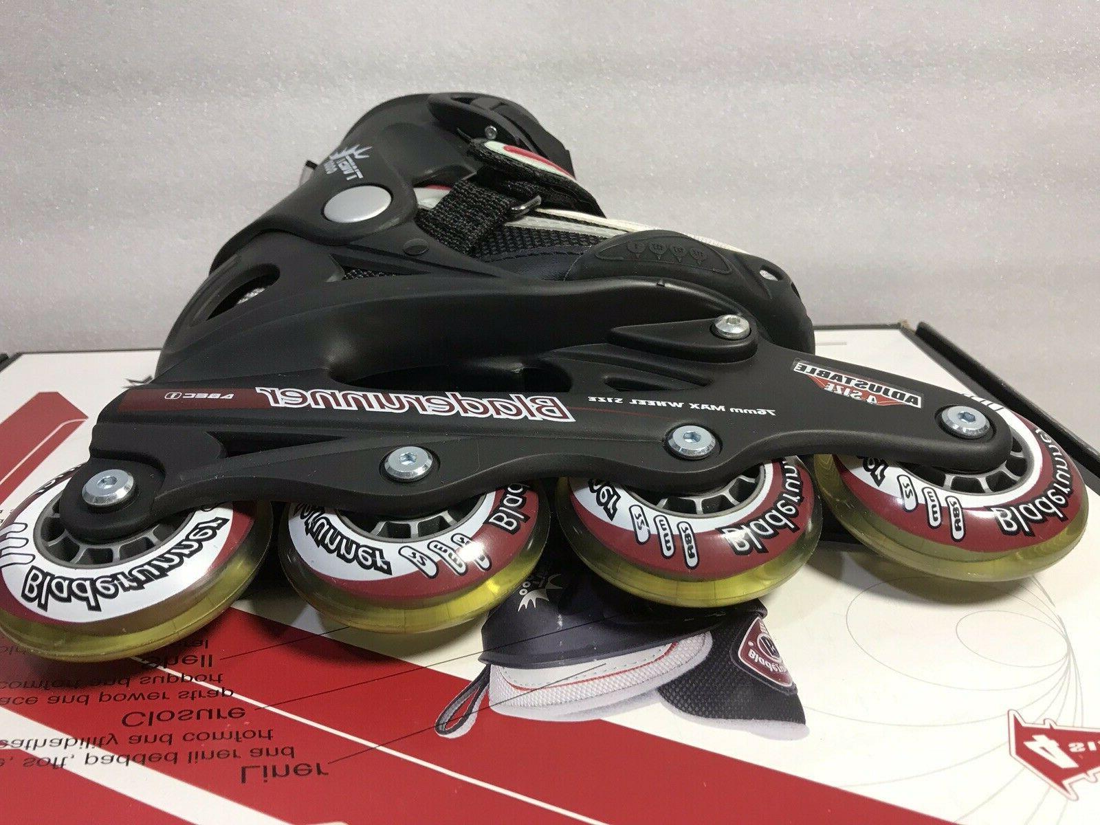Rollerblade 06 Junior Skates Black 1