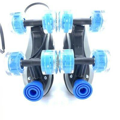 Roller Blazer Quad Light-Up Wheel Roller Skates 1