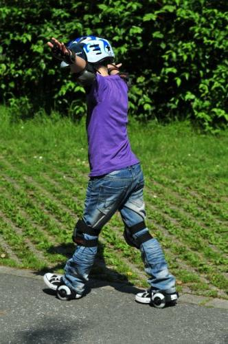 HUDORA Buddy's Heel Roller