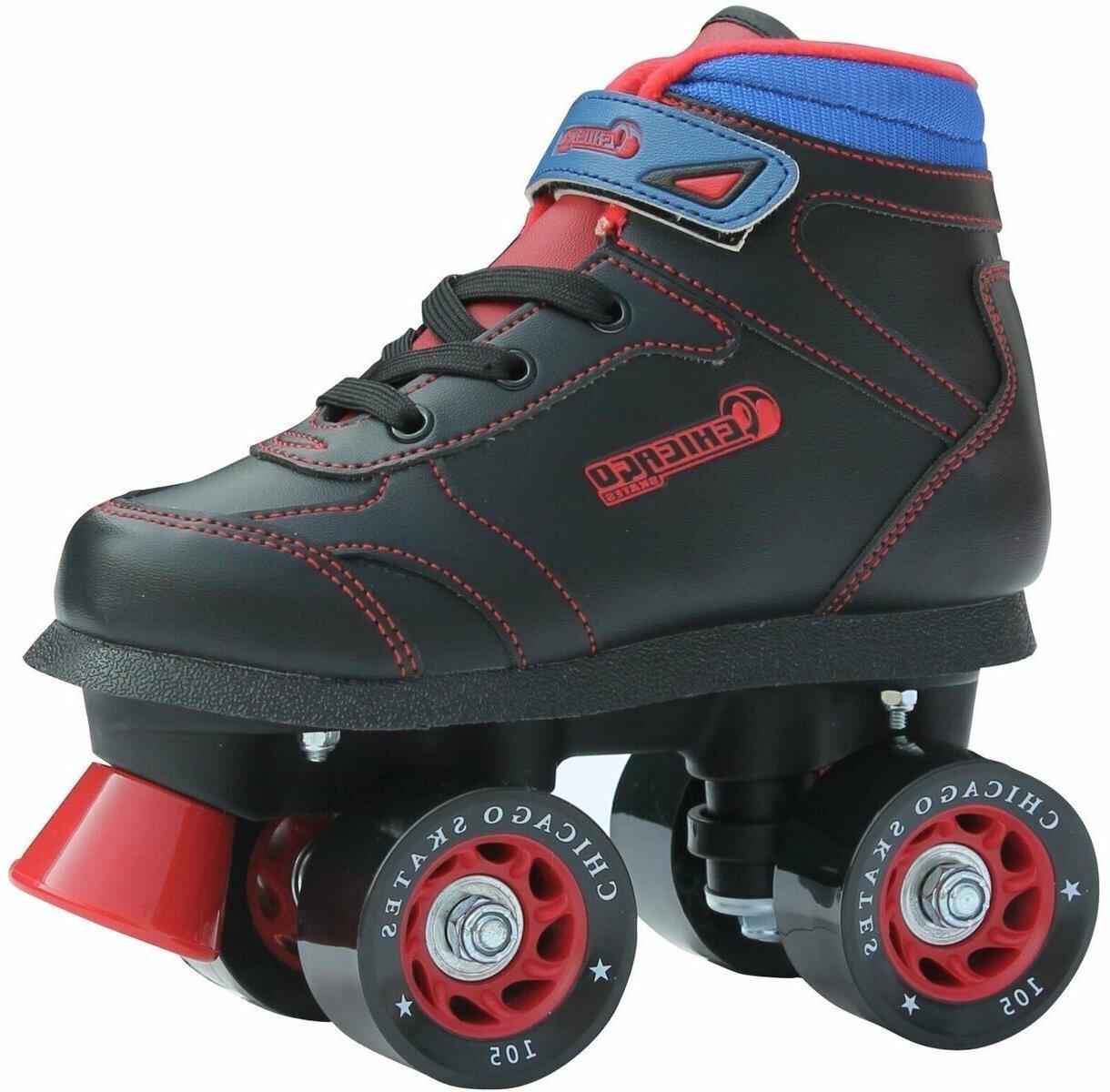 boys black sidewalk roller skate by s
