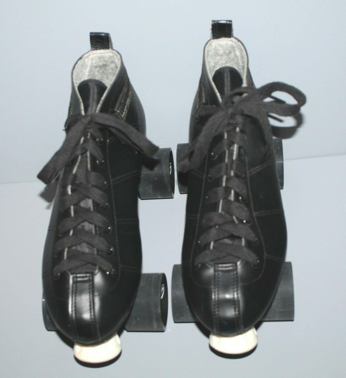 Chicago Black Roller Skates Size 11