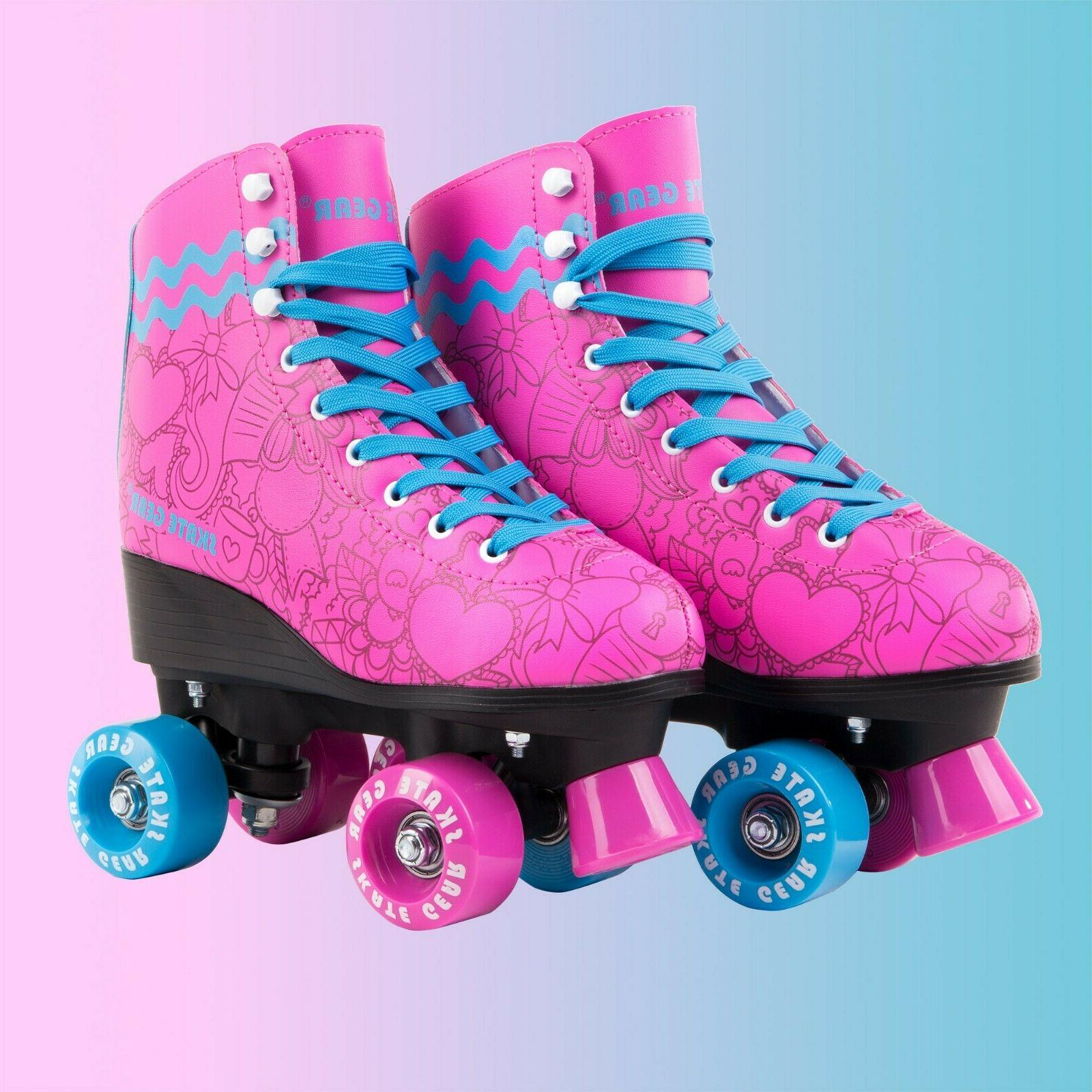Cal Roller Skating Boot
