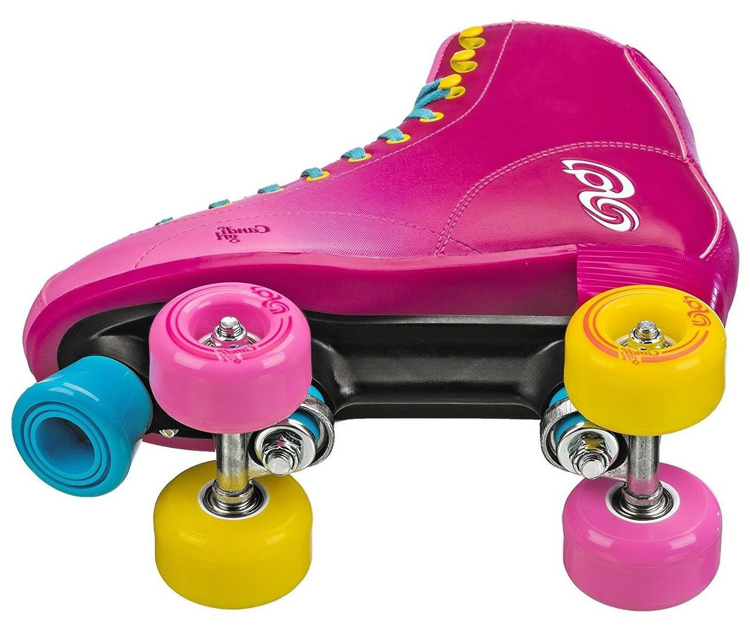 Candi Girl Sabina Indoor Outdoor Skates Girls Size