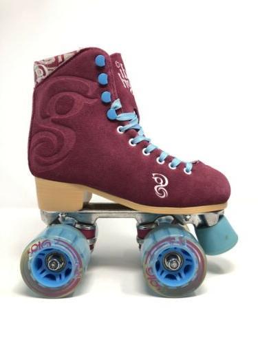 Candi 3 Skates Berry Red Raspberry 🚚FREE📦