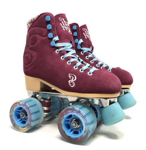 candi grl womens size 3 roller skates