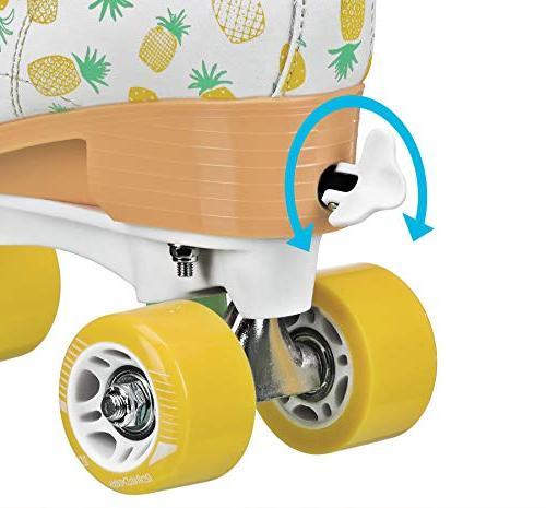 Roller Derby Lucy Adjustable Skates