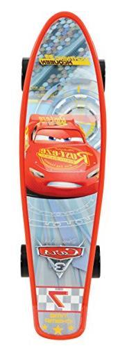 cars 3 cruiser skateboard