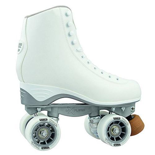 Crazy Skates Series Rhythm | Classic High Artistic Quad Skate Style