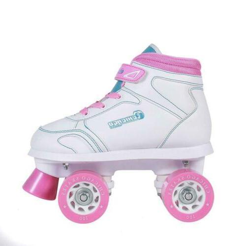 Chicago Skate, White