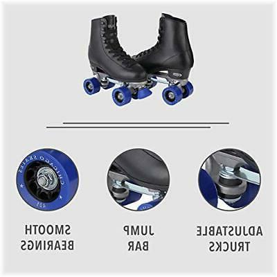 Chicago Men's Skates Premium Quad Rink Size