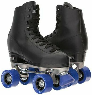 Chicago Men's Skates Premium Quad Rink Skates Size