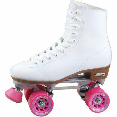 chicago women s classic roller skates white