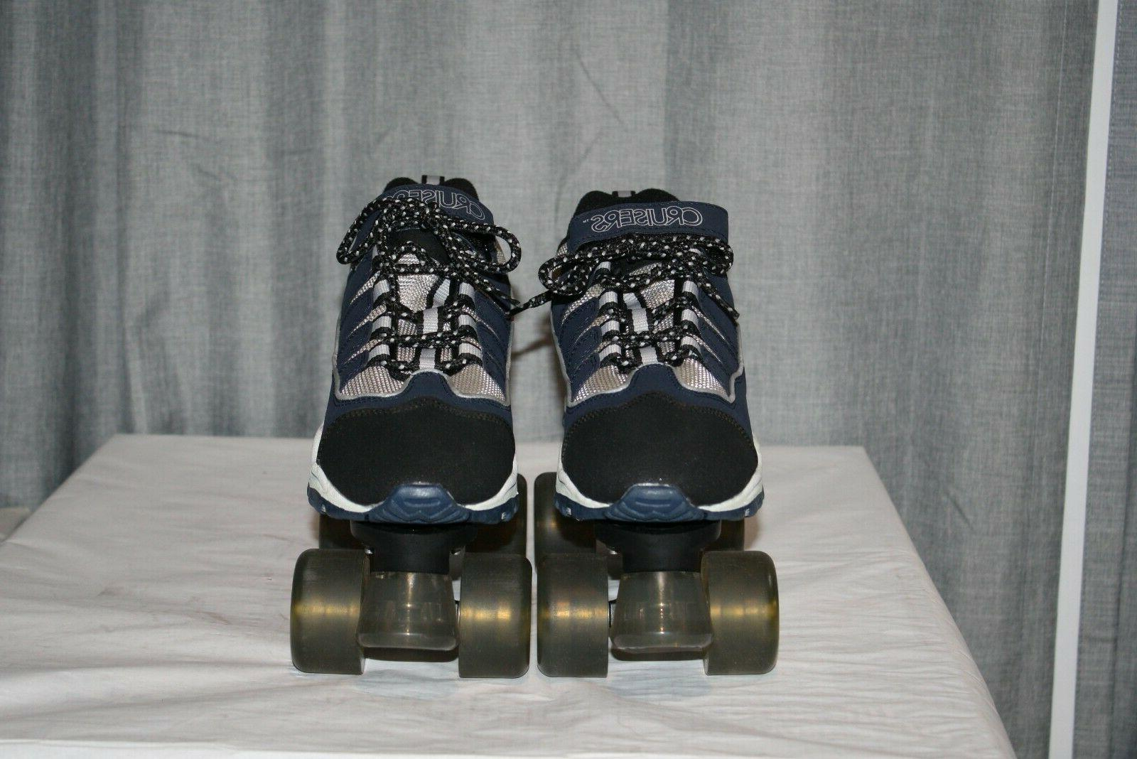 Cruisers Indoor/Outdoor Unisex Skates 6 Women's 7