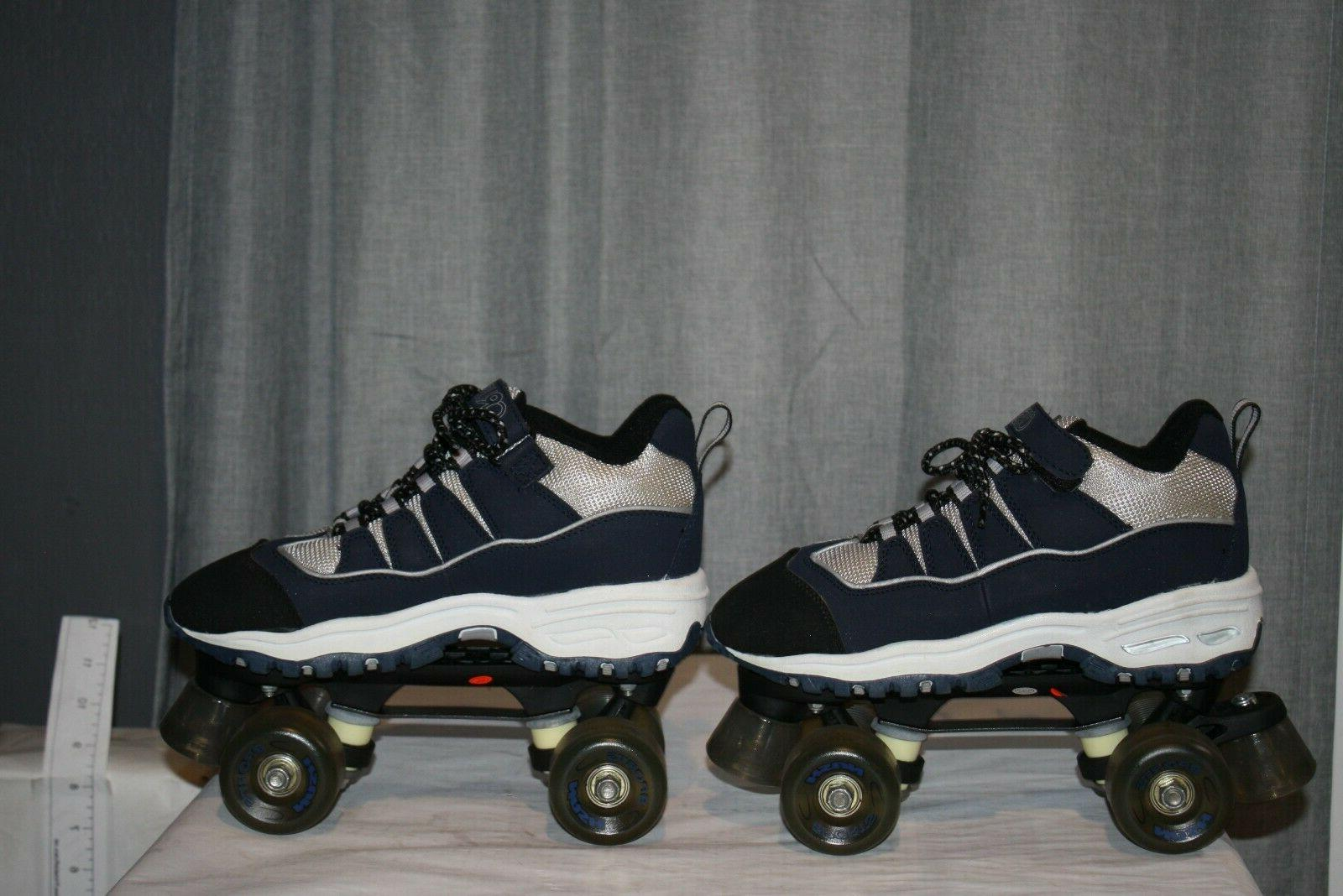 Cruisers Indoor/Outdoor Unisex Skates Sports Mens' 6 Women's 7 NEW