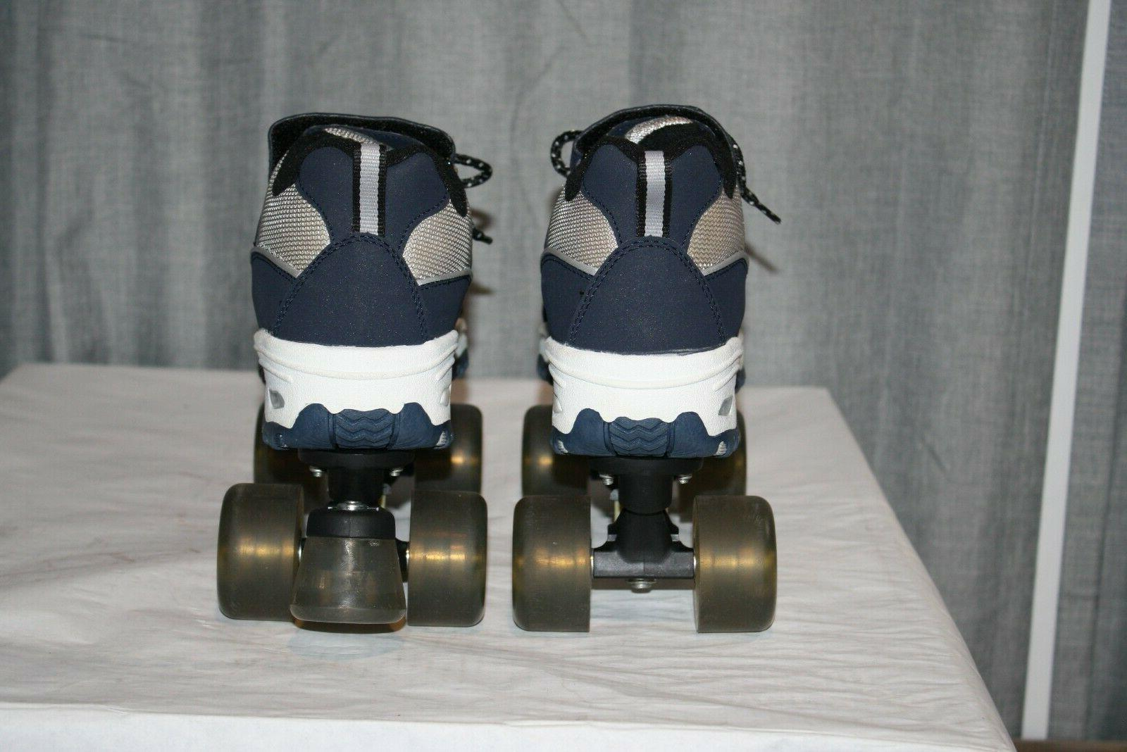 Cruisers Indoor/Outdoor Unisex Skates Sports Mens' 6 Women's 7