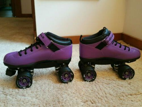 Riedell Quad Skates. 9. Nice!