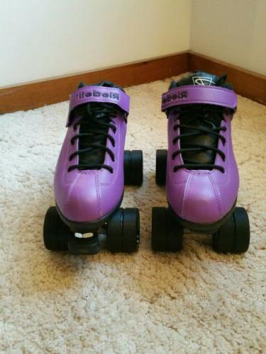 Riedell Roller Skates. Nice!