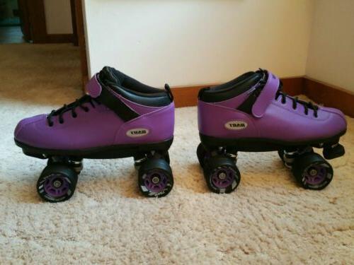 Riedell Dart Roller Skates. 9. Womens Nice!