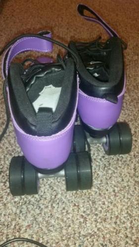 Riedell Skates Purple 7