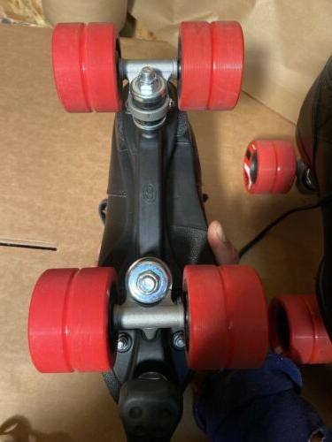 Riedell Roller Speed Skates Size 10 NEVER USED