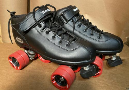 dart roller derby speed skates size 10