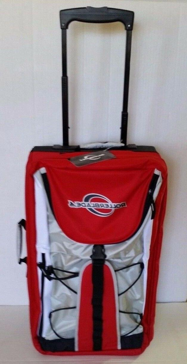 deluxe limited edition roller skate bag new