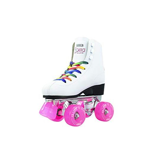 Crazy Skates Up Classic Style with Laces