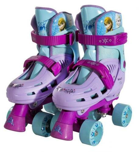 PlayWheels Quad Roller Size 1-4,
