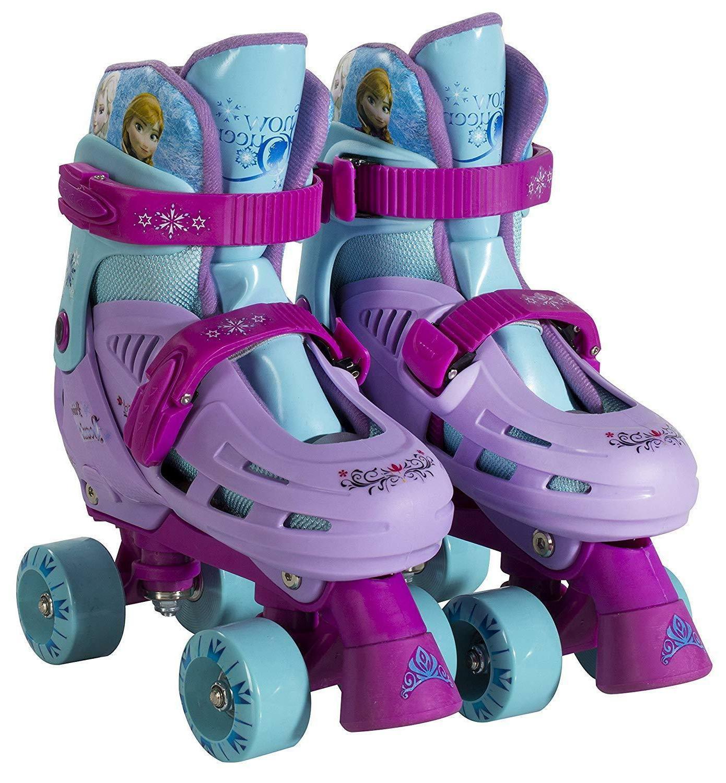 disney frozen classic quad roller skates size