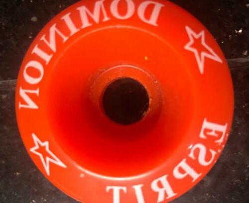 Dominion Esprit Canada Orange Roller Vintage Skate 47 mm New