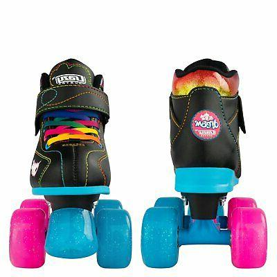 DREAM Roller Quad Skates with Light-Up
