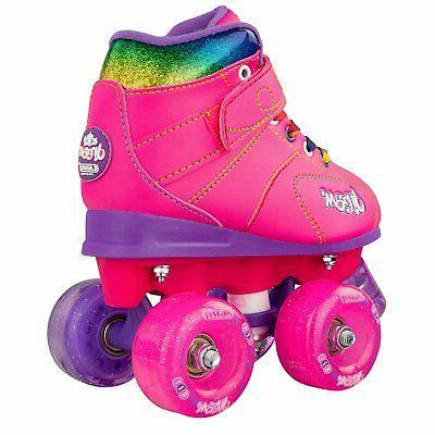 DREAM Roller Skates Skates with Light-Up Wheels