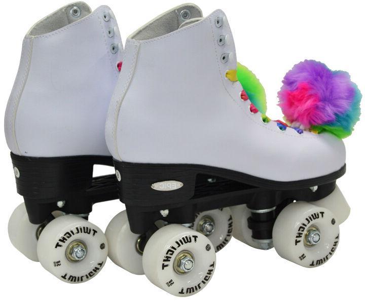 Epic Allure Quad Roller LED &