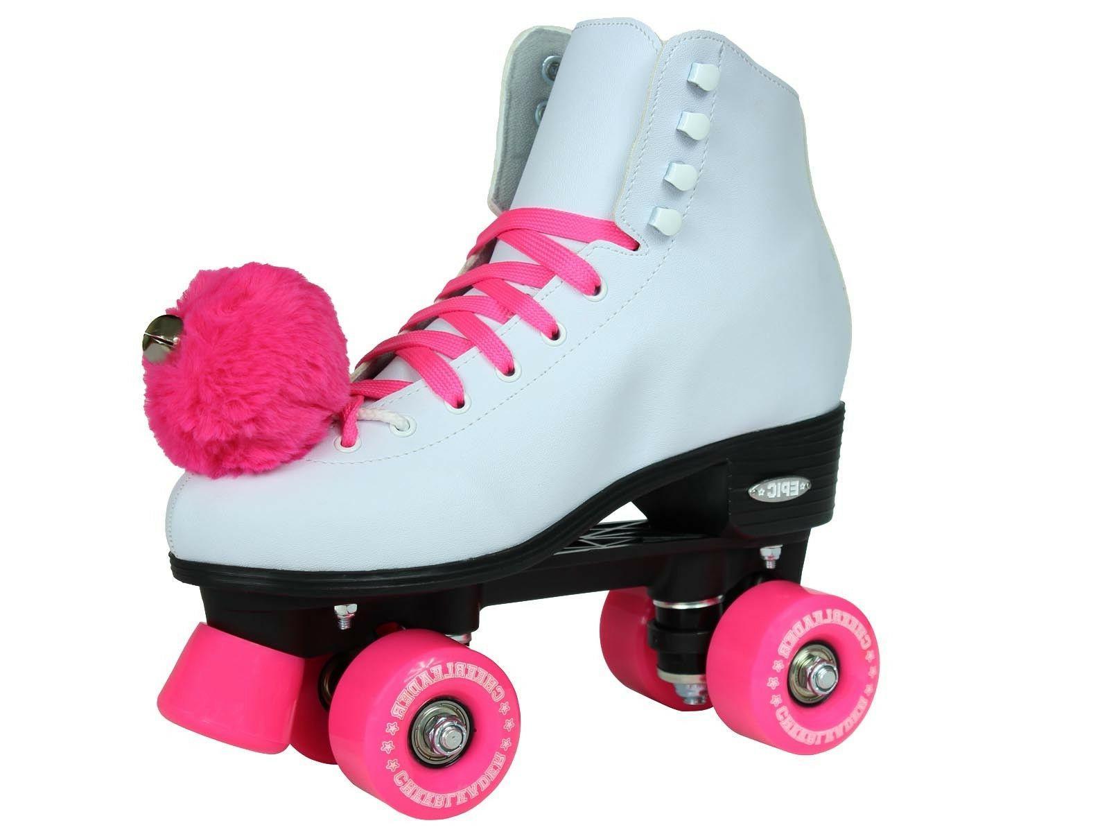 Epic Pink Quad Skates