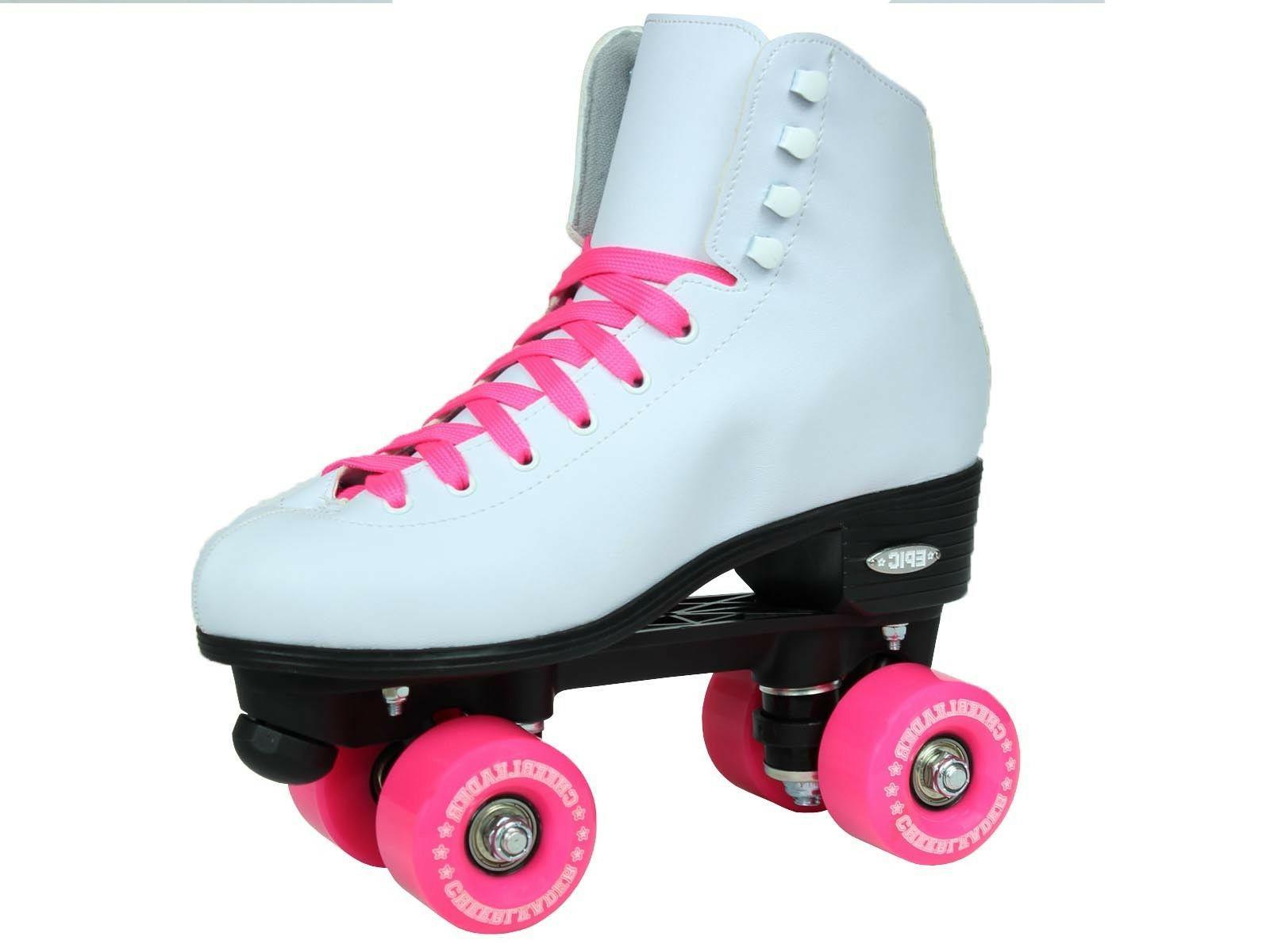 Epic White & Skates