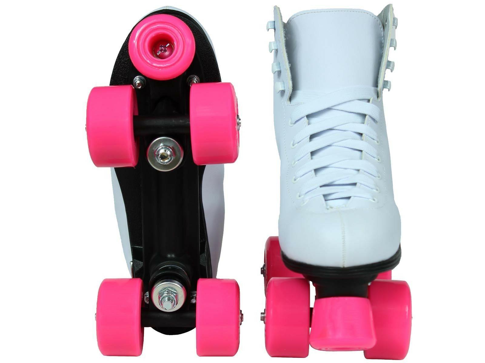 Epic Pink High-Top Skates