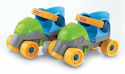 Fisher-Price Grow with 1,2,3 Green Youth Inline