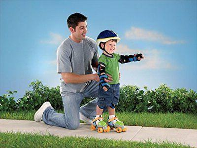 Fisher-Price 1,2,3 Roller Skates, Youth Inline