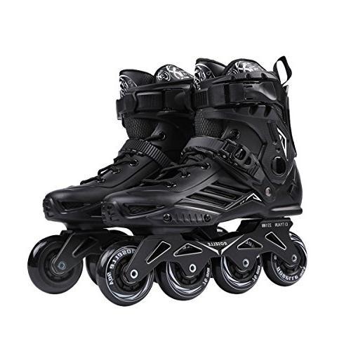 ROSELLE Roller Skates Women Adult Youth Black