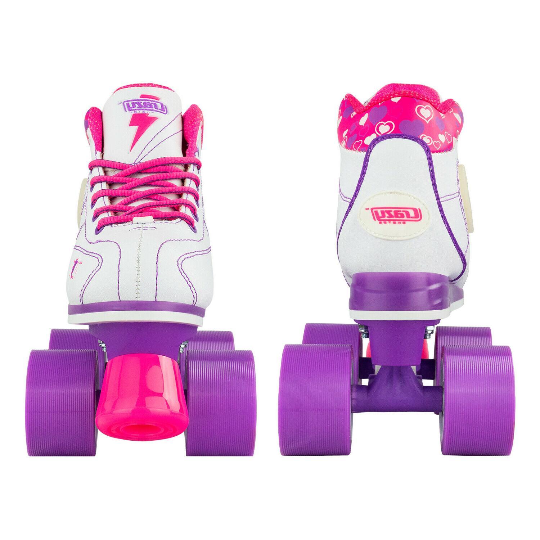 Flash Roller LED by Crazy Skates | Quad Rollerskates