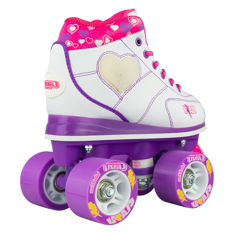 Flash by Crazy Skates Quad Rollerskates