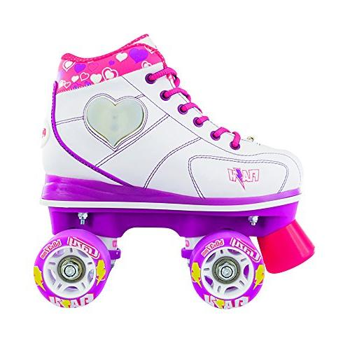 Skates Light Up Ultra Bright LED and Flashing | Patines