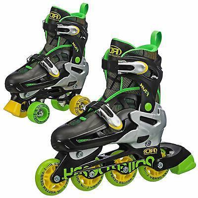 flux boys inline roller combo skate select